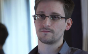 Edward Snowden from NSA