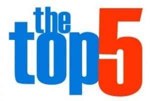 top 5 vpn