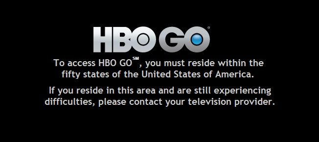 watch HBO GO outside USA
