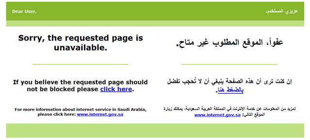 bypass KSA ISP Restricitons