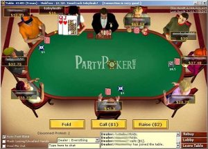 partypoker with vpn