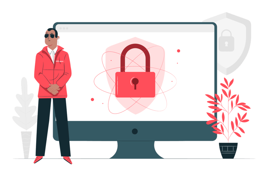Privacy with VPN