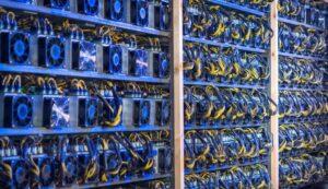 crypto mining facility
